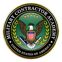 Military Contractor Academy Logo